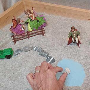 Le jeu de sable - Institut Ayana